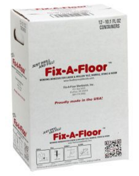 1 Of Fix A Floor Repair Adhesive 10 1oz Tube